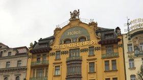Legendární hotel Evropa změnil majitele. Chce mu vrátit slávu z období první republiky