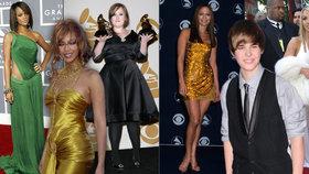 Jak vypadaly celebrity na jejich prvních Grammy? To budete zírat, co vypadlo z archivu