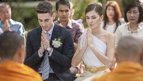 Miss Bezděková: V Thajsku svatbu jen předstírala! Na opravdovou se necítí!