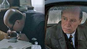 Z natáčení filmu Masaryk: Roden musel šňupat náhražku kokainu