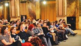 Odstartoval Týden japonského filmu: Lucernou se rozezněl smích