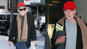Hollywoodský krasavec Robert Redford (80) je k nepoznání: Je z něj pohublý stařík!
