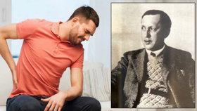 Zákeřná nemoc s podivným jménem: Bechtěrevovou chorobou trpěl i Karel Čapek