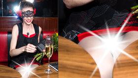 Na kost vyhublá Frühlingová: Neuhlídala nohy a ukázala kalhotky!
