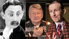 Filmový historik o seriálu Bohéma: Buriana měl hrát Dvořák! Jak na to zareagoval sám herec?