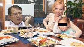 Paroubek v exkluzivním rozhovoru: Margaritka nechce, abychom se rozvedli!