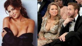 Ryan Gosling na Oscarech dráždil fanoušky: Pravda o jeho prsatém doprovodu!
