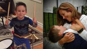 Chlapec (6) upadl při snowboardingu, doktoři mu diagnostikovali rakovinu a dali mu osm měsíců života