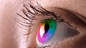 Oko, okno do duše: Černé, modré, hnědé… co o vás říkají?