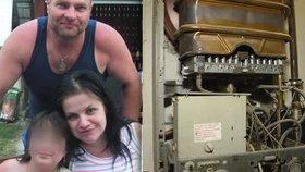 Terezka (12) zachránila tátu a jeho přítelkyni: Přiotrávili se oxidem uhelnatým