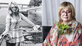 Zpěvačka Naďa Urbánková: Růže jí narušila rakovinou zničenou lymfu