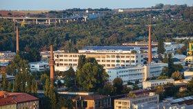 Průmyslovým budovám ve Vysočanech je konec. Vznikne nová čtvrt Emila Kolbena