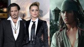 Připravují se noví Piráti z Karibiku: Z Deppa bude »mladé ucho«