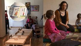 Děti se tu učí češtinu. Navštívili jsme školu v Bruselu, co nezná hranice