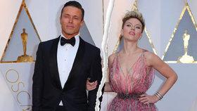 Hollywoodská star Scarlett Johansson (32): Rozvod a válka o děti!