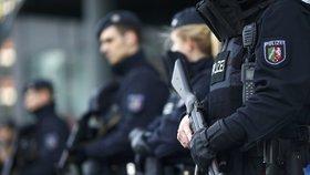 Teenager plánoval v Německu teroristický útok. Policie u něj našla chemikálie i návod