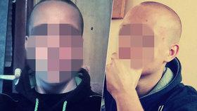 Dvojčata Hynek a Adam (17): Opilí si hráli s pistolí a došlo k tragédii