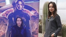 Veronika Arichteva má dvojče: Její kopie ale žije v Hollywoodu!