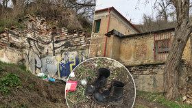 Dělnická kolonie na Smíchově: Scházeli se tu Plastici, z domů zbyly ruiny