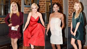 Pražský týden módy je opět tady: Krásné modely střídaly lesklé silonky a neforemné pytle