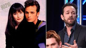 Další rakovina v Beverly Hills 90210: Po Brendě onemocněl i Dylan!