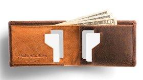 Chytrá peněženka vás upozorní, že vám někdo leze do kapsy