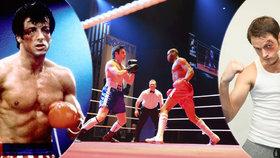 Rocky, třes se! Do Prahy míří Stallone!