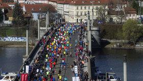 Další maratonský víkend v Praze: Jak omezí MHD a dopravu?