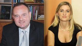 """Zeman odvolal velvyslance Borůvku: Končí po """"twitterové aféře"""" své ženy"""