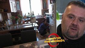 Přiznání Lucie po Výměně manželek: Během natáčení zhubla 6 kilo! Co prováděl pedant Jiří?