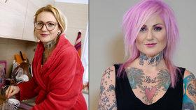 Jste to, co jíte: Bývalá anorektička Míša zhubne 14 kilo!