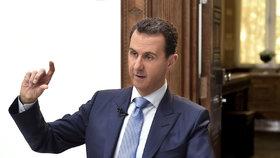 Strýc prezidenta Asada musel kvůli koronaviru do nemocnice. Do tří týdnů zemřel