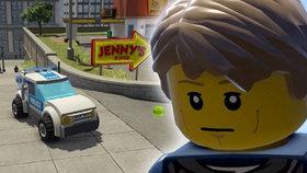 LEGO Grand Theft Auto!? LEGO City Undercover se vrací s kooperací pro dva poldy
