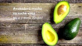 Recepty na domácí masky pro suché, barvené i poškozené vlasy