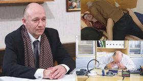 Znásilňoval jsem už mnohokrát, přiznal herec Robert Jašków