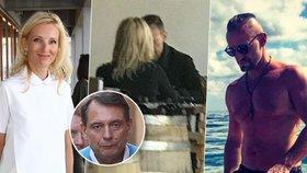 Rozvodová bitva Paroubkových: Petra nafocena se sexy chlapem! Co za tím je?
