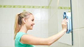 Jarní úklid přírodními prostředky: Tipy, jak vrátit koupelně lesk!