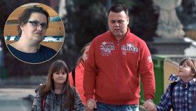 """Jídlo dcerám, nebo elektřinu? Novákovi skončili s pěti dětmi v """"azyláku"""""""