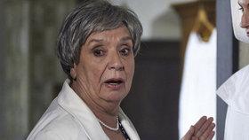 Herečka Kantorková si opět zlomila kyčel: Už třetí měsíc je v nemocnici!