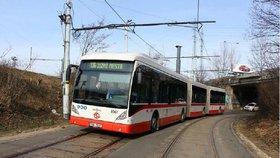 Praha chce koupit megabusy: Legislativa s nimi nepočítá, mohou skončit v garáži