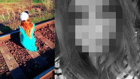Terezka, která skočila pod vlak u Mlékojed, trpěla nevyléčitelnou nemocí: Škola prý na její matku poslala policii!