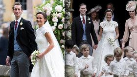 Radost v královské rodině: Pippa čeká první dítě!