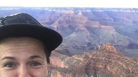 Celebrity na síti: Jandová byla u Grand Canyonu a Chlebovská se loučila se svobodou