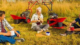Jak zkrotit zelené travní peklo