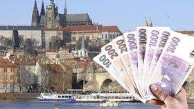 Praha schválila rozpočet na rok 2020: Hospodařit bude s 83,8 miliardy, nejvíc spolkne doprava