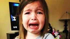 Mami, teď jsi mě fakt naštvala! Co všechno děti trápí?