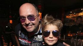 Kšefty s dědou? Michal David uzavřel smlouvu s vnukem Sebastianem (8)
