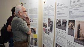 Praha 2 vzpomíná na parašutisty. Výstava potrvá až do dne, kdy padli v kostele