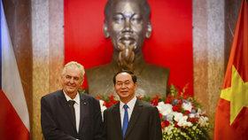 Prezident zemřel na vážnou nemoc. Ani lékaři z ciziny vůdce Vietnamu nezachránili