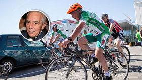 Recept profesora Pafka (77) na zdraví: Zapomeňte na šamany, sedněte na kolo!